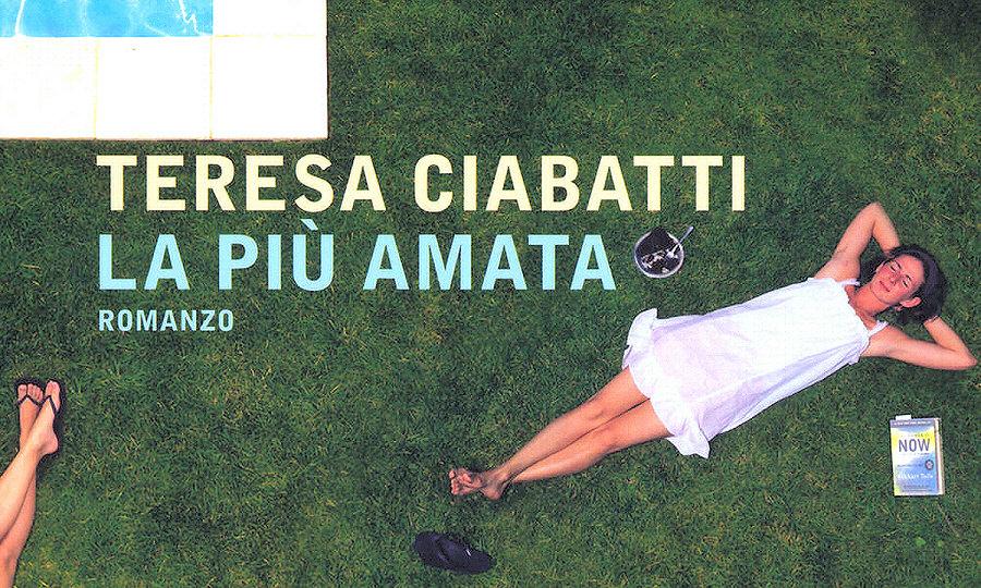 LA PIU' AMATA - Il Circolo della Lettura 'Barbara Cosentino' incontra TERESA CIABATTI - 07.11.2017