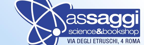 LIBRERIA ASSAGGI | Science & Bookshop - Libreria in Roma, via degli Etruschi, 4